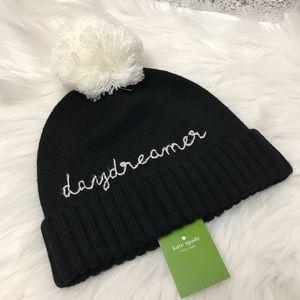 Kate Spade New York Beanie W/ Pom $68 Winter Hat